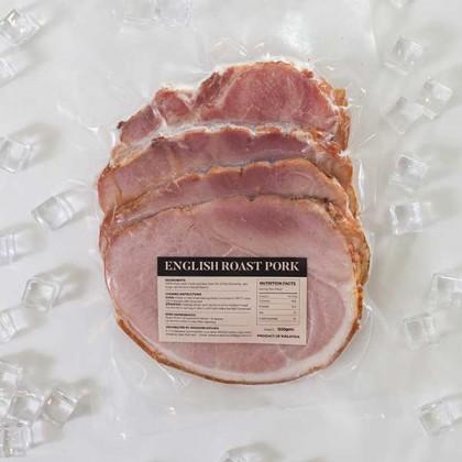 English Roast Pork 鬼佬烧肉 500gm±